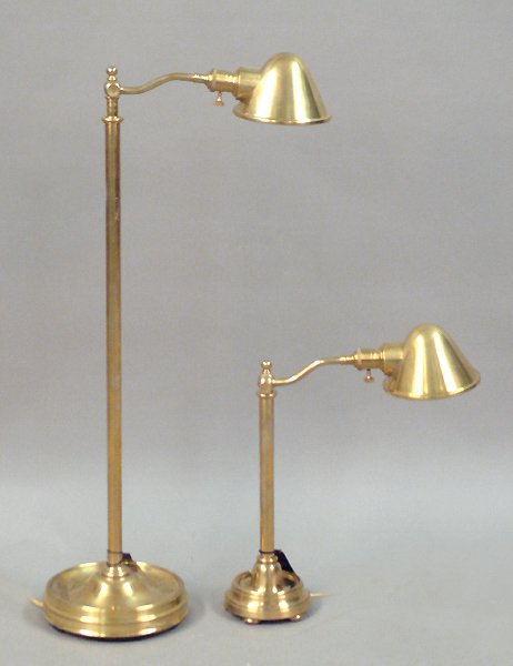 Page not found live auctioneers for Ralph lauren floor lamp brass