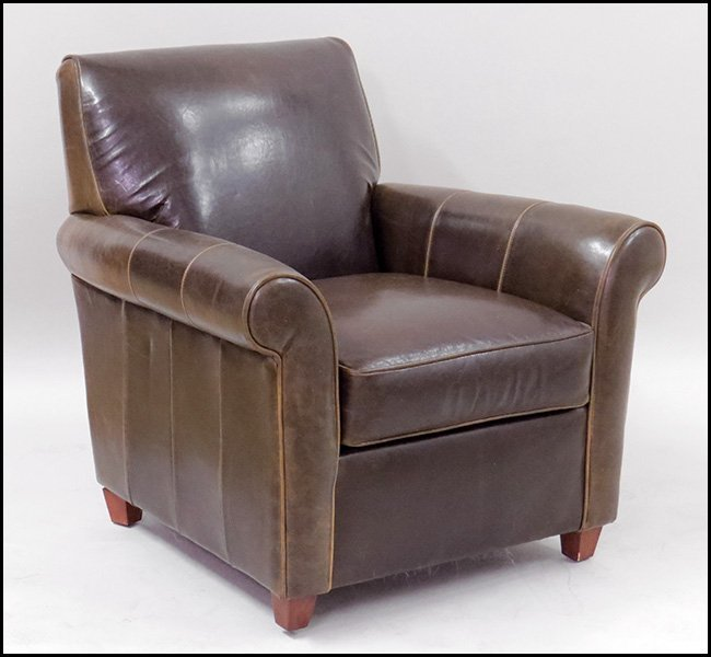 bauhaus club chair lot 1241044. Black Bedroom Furniture Sets. Home Design Ideas
