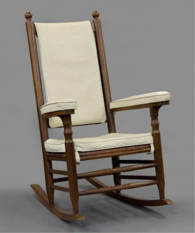Rocking Chair of President John F. Kennedy
