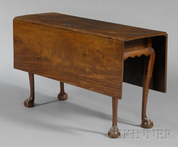 Dining Table Chippendale Dining Table Mahogany