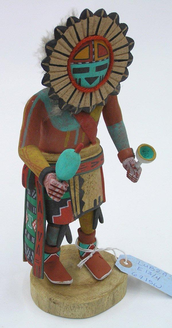 6618 native american hopi kachina doll lot 6618