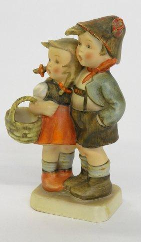 4042 Hummel Figurine Surprise Lot 4042
