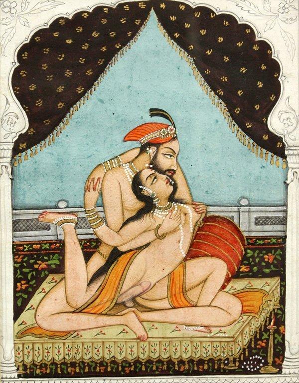 Hindu erotic art