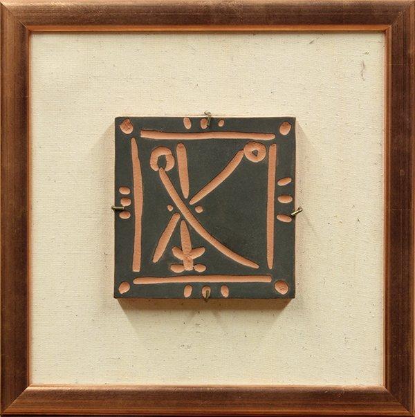 Picasso ceramic tiles