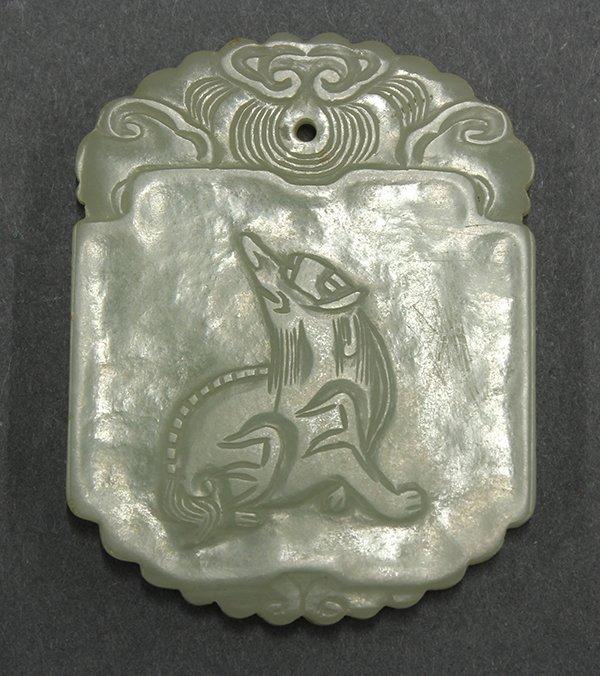 Chinese Jade Buddhist Script Booklet - invaluablecom