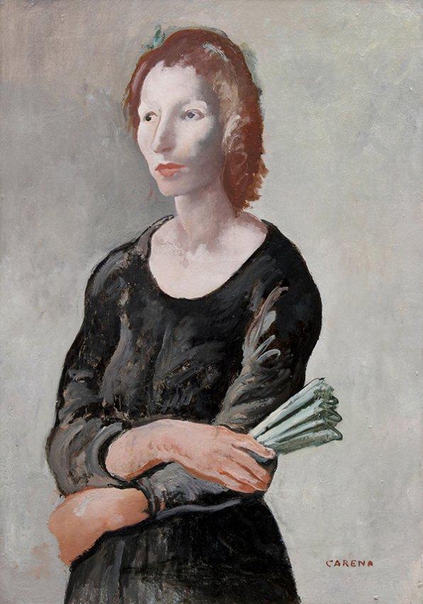 Felice Carena Net Worth