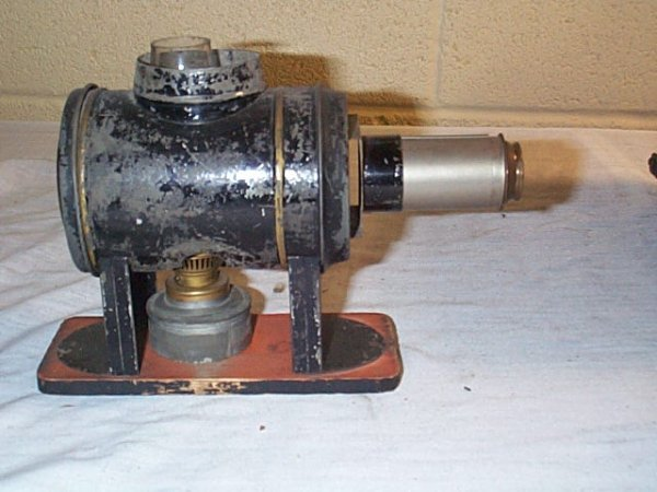 Oil projector