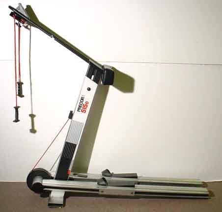 cross country skier machine