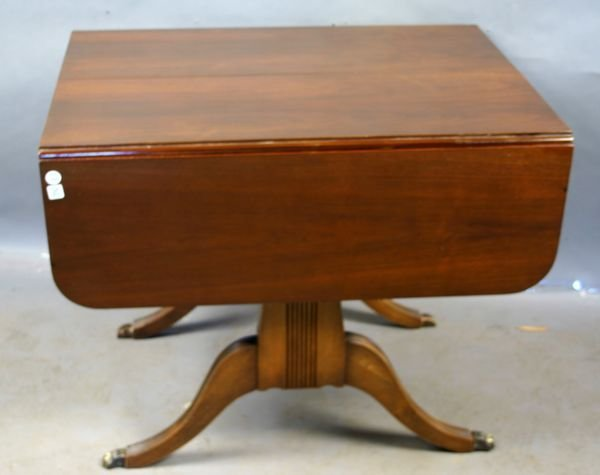 Dining Table Original Duncan Phyfe Dining Table