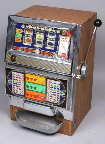 reel machine