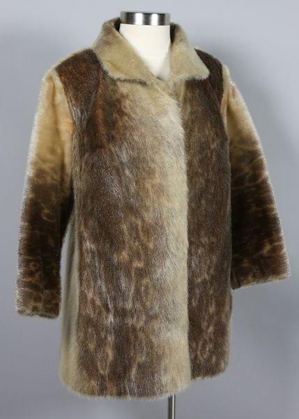 Seal fur coat Etsy