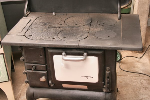 Cast Iron Wood Cook Stove WB Designs - Cast Iron Wood Cook Stoves WB Designs
