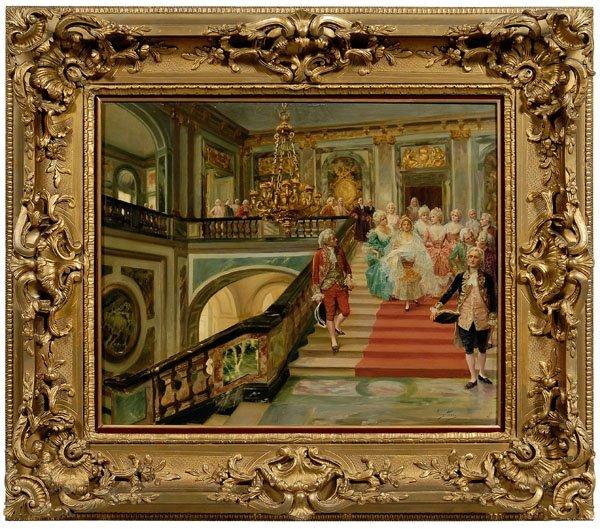 Mariano Alonso-Perez (1857-1930) - casper - 二手书店正式开张*
