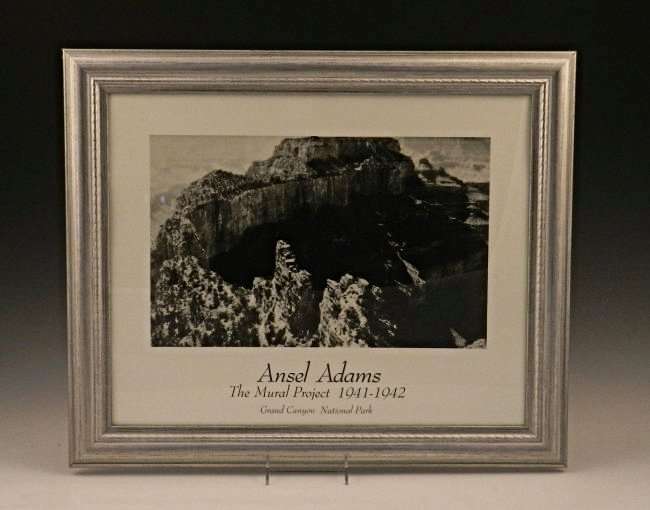 Ansel adams poster lot 1 for Ansel adams mural project posters