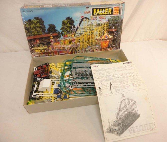 333 abt faller ho scale 140432 wilde maus rollercoa
