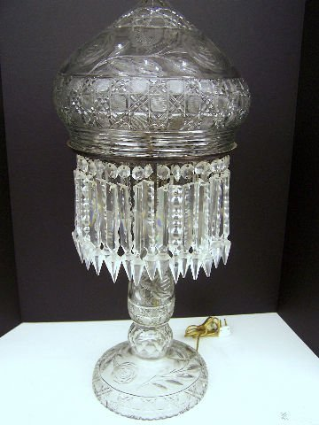 Crystal Lamps Antique Images - Frompo