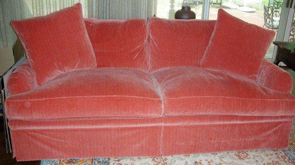 111159 Baker Furniture Co Sofa L 83 Lawson Style