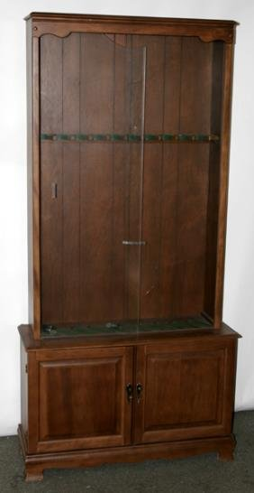 Glass gun display cabinet in Home Organization - Compare Prices