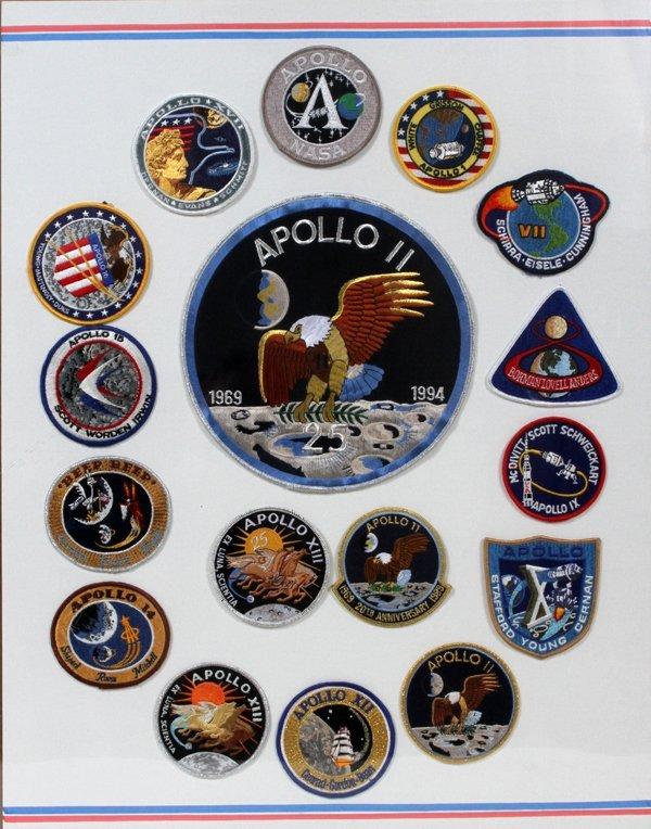 apollo space mission badges - photo #18
