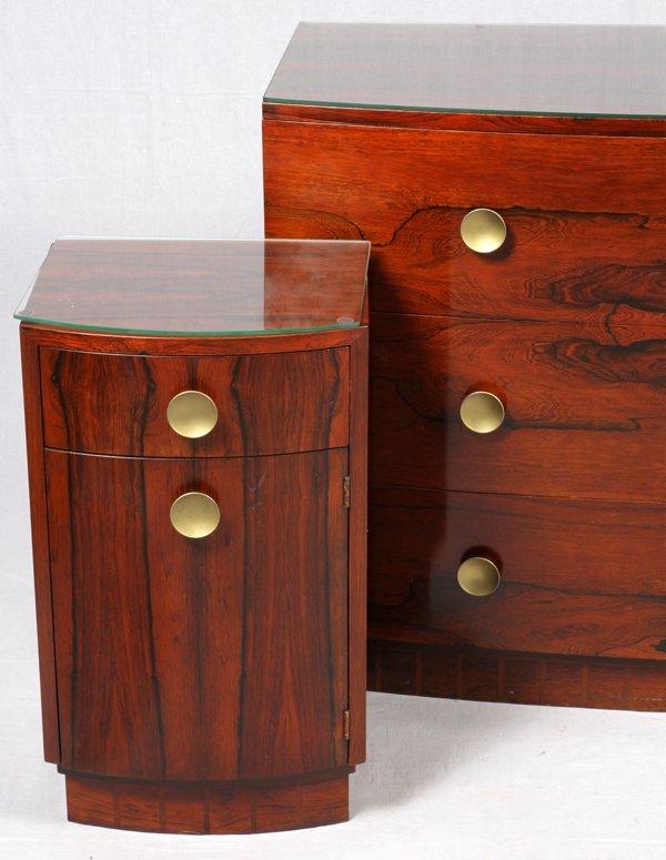Gilbert Rohde Herman Miller Bedroom Suite C 1940 Lot 21030