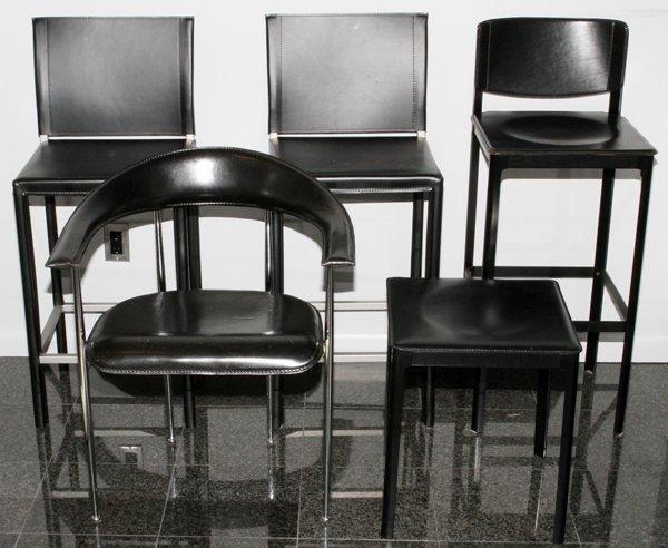 matteo grassi roche bobois other furniture 5 pcs lot 30046. Black Bedroom Furniture Sets. Home Design Ideas
