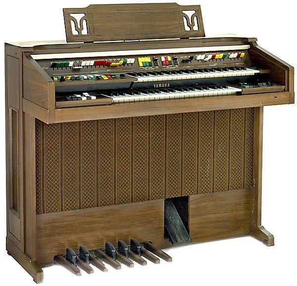 301 moved permanently for Yamaha electone organ models