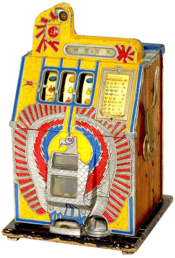 eagle slot machine