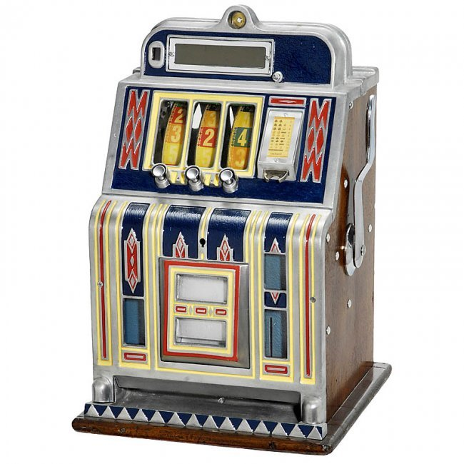 German Slot Machine