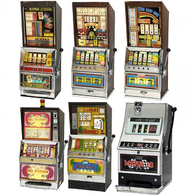 aristocrat slot machine repair manual