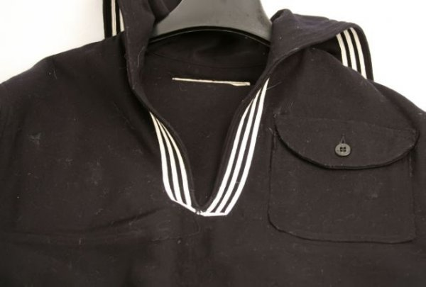 NAVY UNIFORM PEA COAT HATS DIXIE CUPS