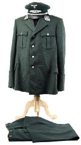 Forest Service Uniform Catalog 8