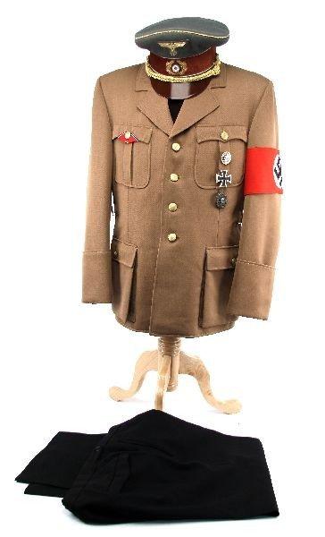 Костюм Гитлера