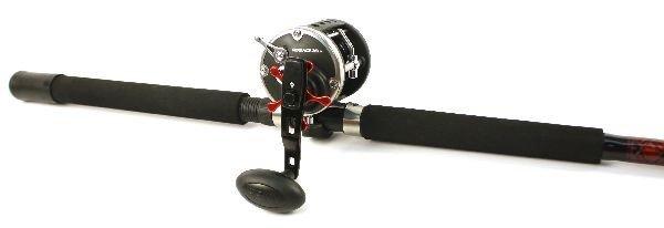 Penn Defiance Deep Sea Fishing Rod Reel Combo Lot 5212