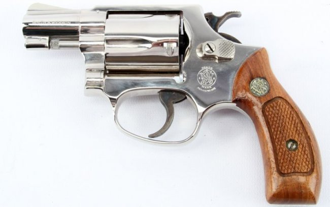 Smith and Wesson Model 37