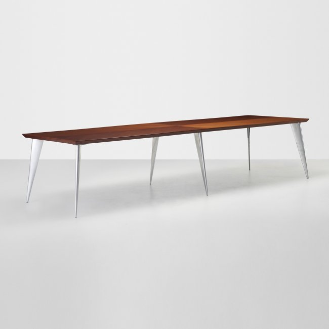 423 philippe starck m serie lang dining table for Philippe starck dining tables