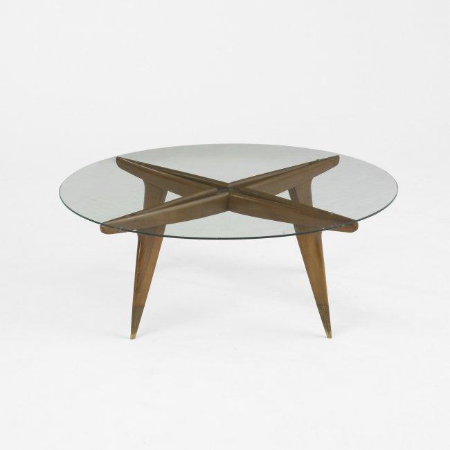 327 Gio Ponti Coffee Table Lot 327