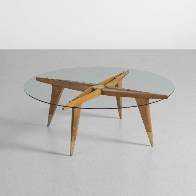109 Gio Ponti Early Coffee Table Lot 109
