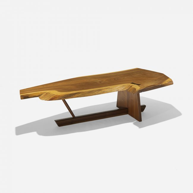 George Nakashima Minguren I Coffee Table Lot 118