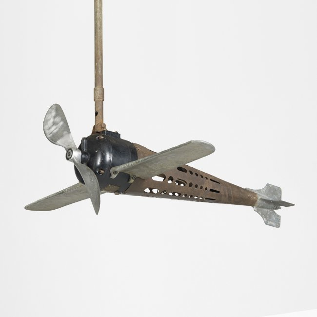 Airplane Ceiling Fan : Moved permanently