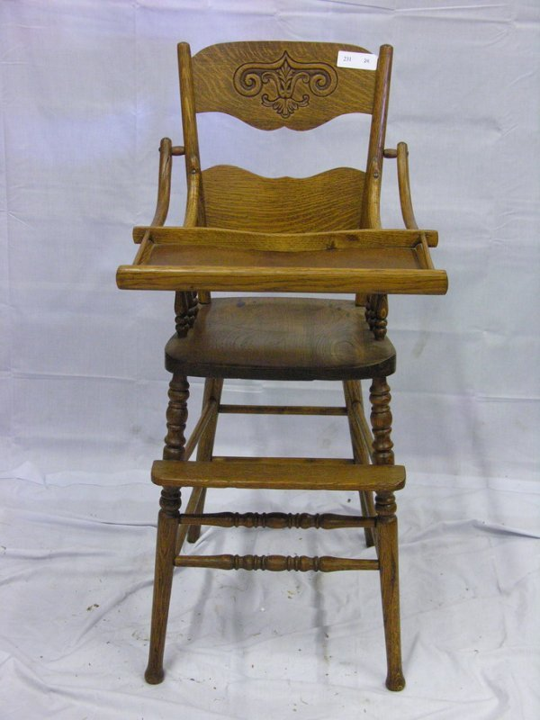 Pressed Oak Chairs ~ Moved permanently