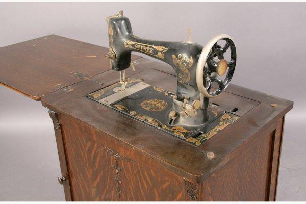 rockford sewing machine
