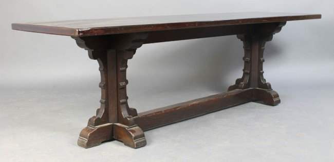 Dining Table Antique Gothic Dining Table
