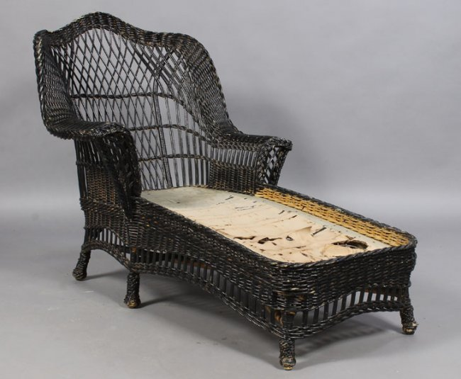 301 moved permanently for Antique wicker chaise lounge