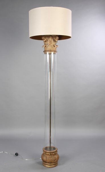 301 moved permanently for Restoration hardware floor lamp glass
