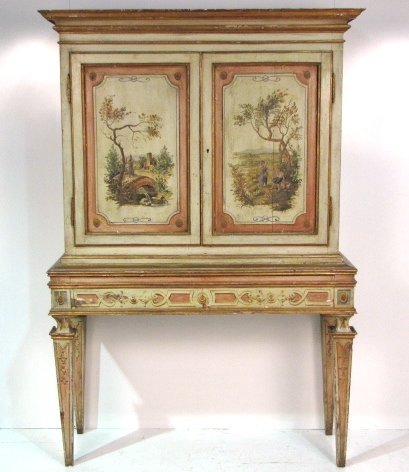 1000 Images About Painted Antique Furniture On Pinterest