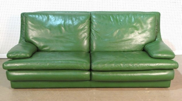 Roche bobois leather sofa lot 99 - Catalogue la roche bobois ...
