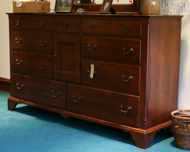 579 four cherry bedroom suite by bob timberlake