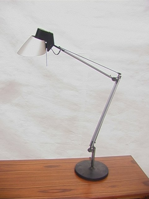86 Italiana Luce Desk Lamp Barbaglia And Columbo Work