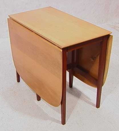 Dining Table Side Drop Dining Table