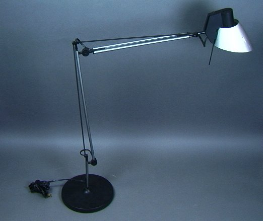 10 Italiana Luce Barbaglia Colombo Desk Lamp With Ad Lot 10